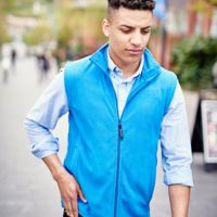 Mens Fleece Gilet Thumbnail